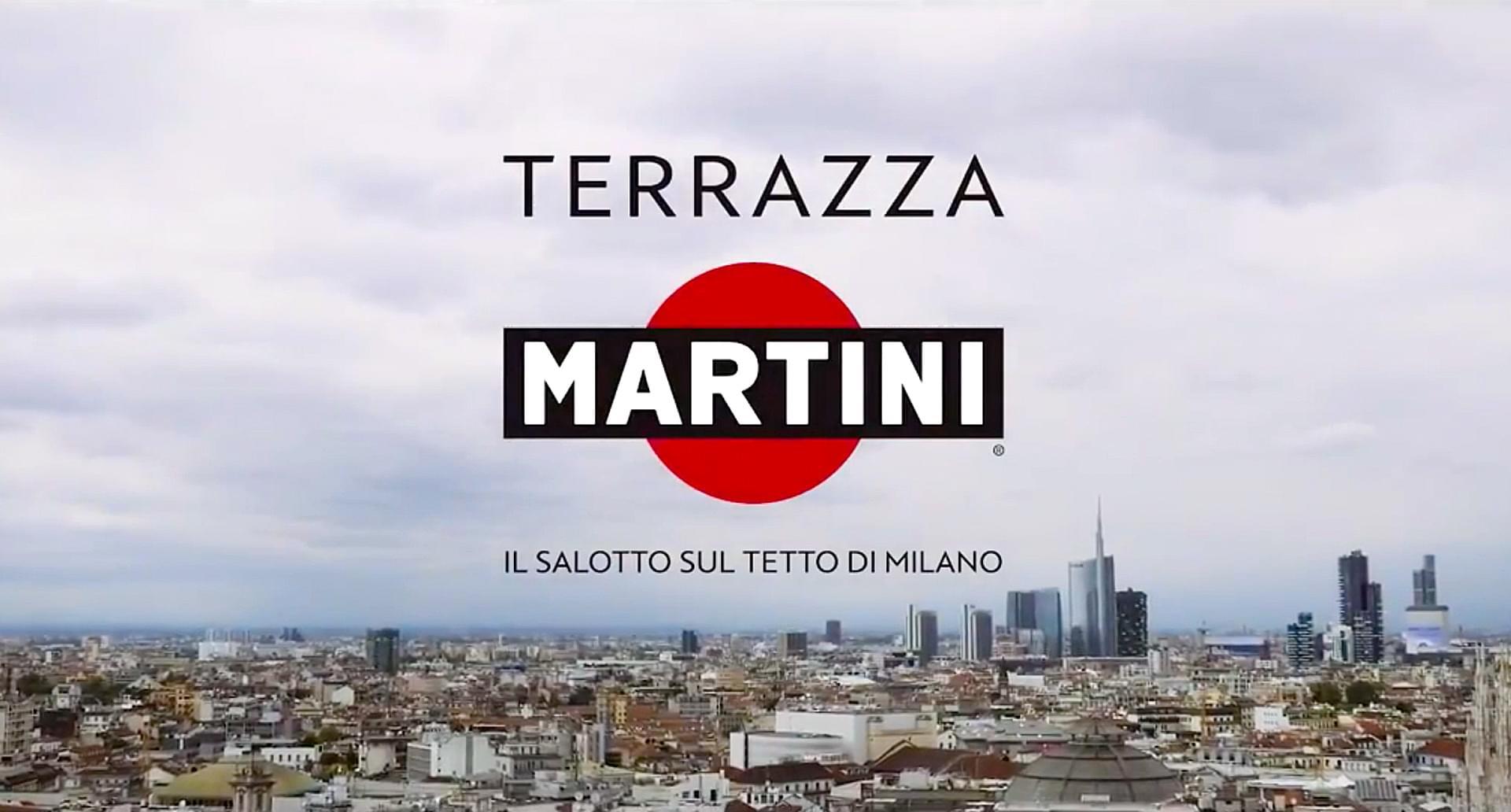 Il video di Terrazza Martini Milano