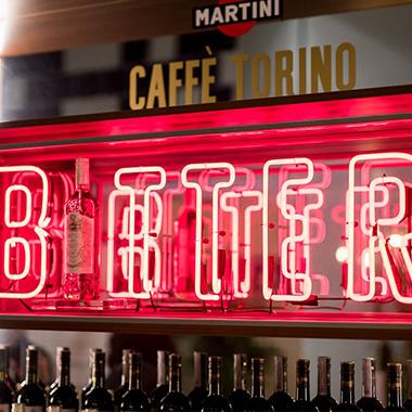 Martini Caffe Torino